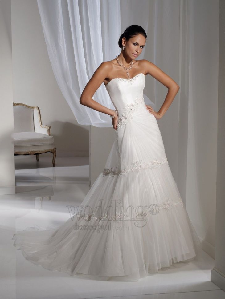 s wedding gowns S Style Wedding DressAppliques Wedding