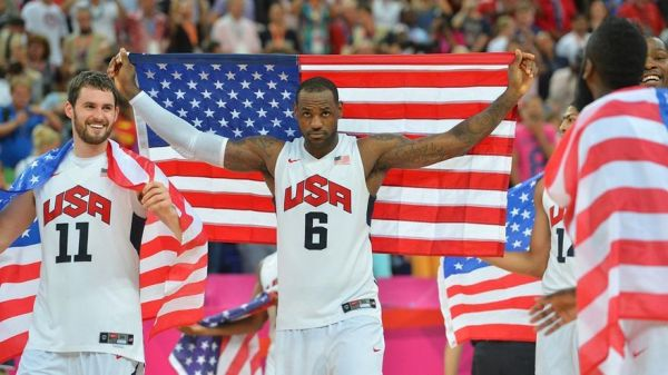 On the 25th June USA Men's Basketball team have a released ...