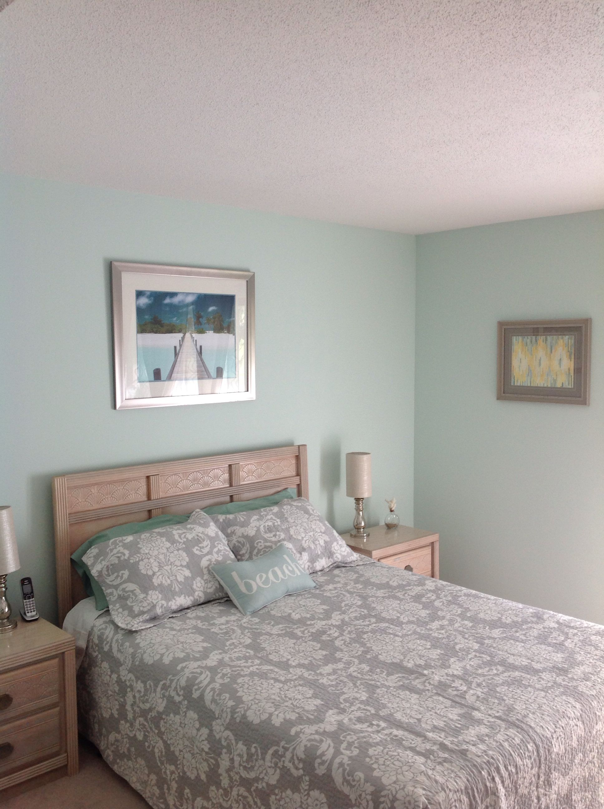 finished bedroom behr water mark paint from home depot on home depot behr paint colors interior id=89582