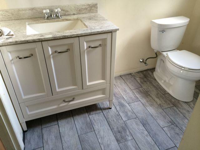 Dream Bathroom on a Bud