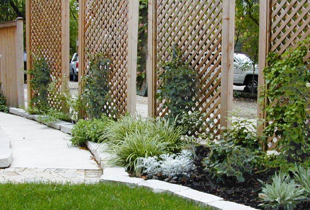 Front Yard Landscape Ideas For Privacy