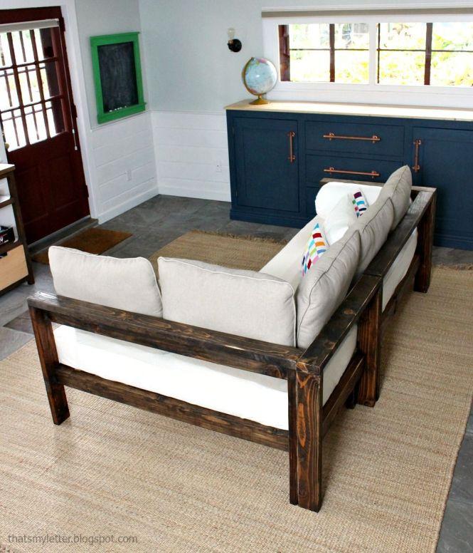 Whit Crib Mattresses Ana White Kids Couch