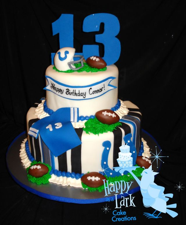 13th birthday cake cakes sports pinterest 13th