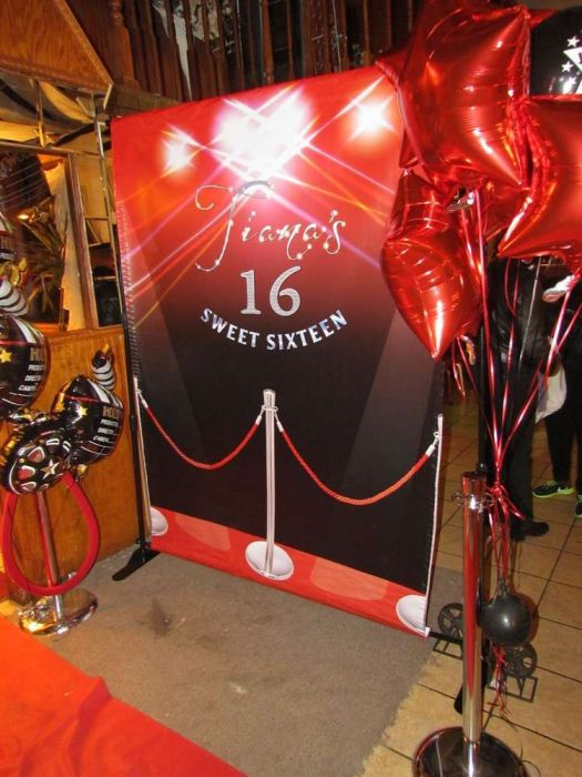 Red Carpet Sweet 16 Party Ideas Lets See Carpet New Design