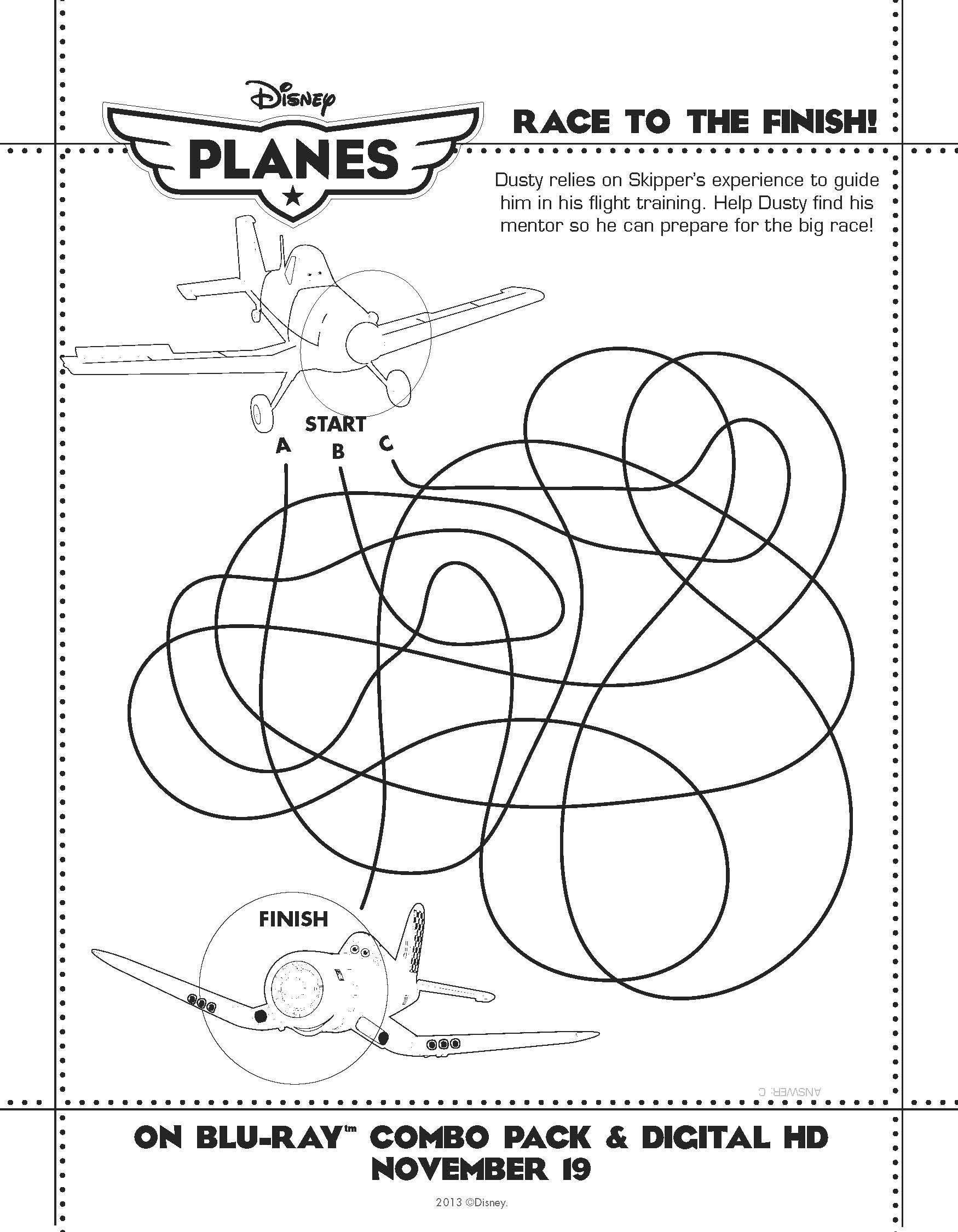 Disney Cut And Paste Worksheet