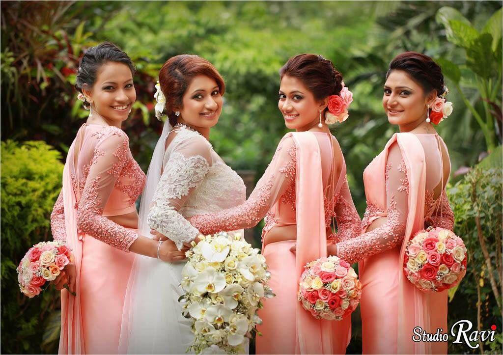 Saree Bridesmaid Dresses_Bridesmaid Dresses_dressesss