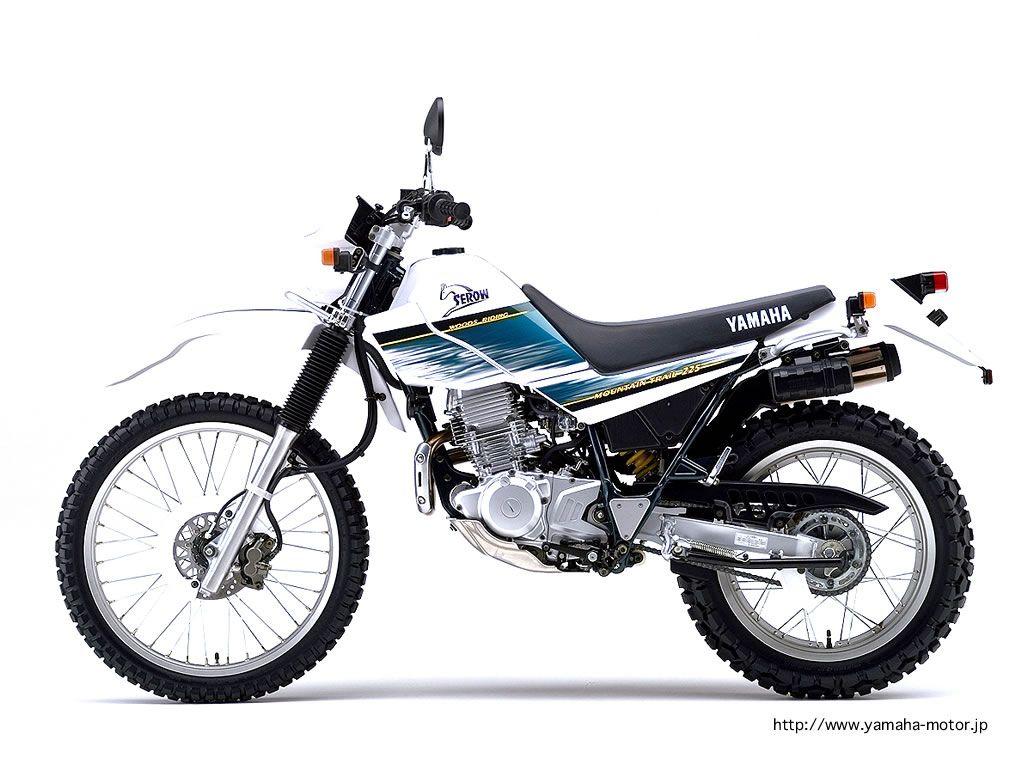 Yamaha Serow 225 We 5 768