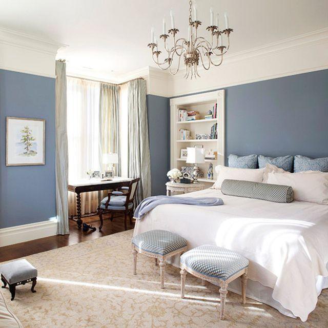 Fair 40 Bedroom Paint Color Ideas For White Furniture Design