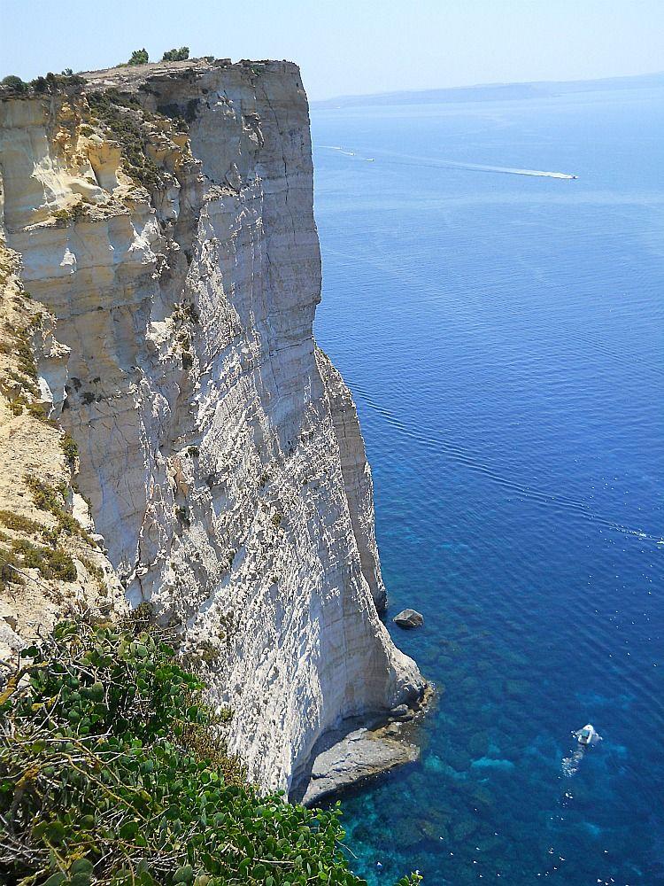 Gozo Cliffs Malta Favorite Places And Spaces