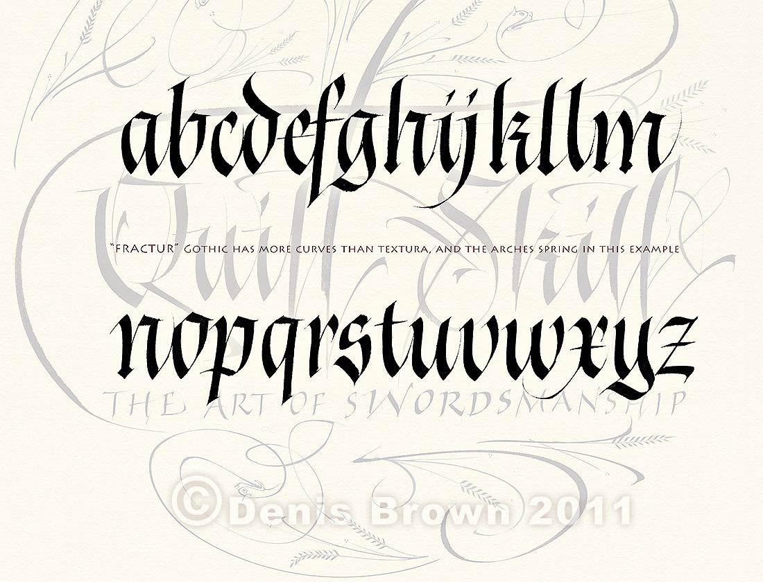 Image Result For Quillskill Worksheets Fraktur B