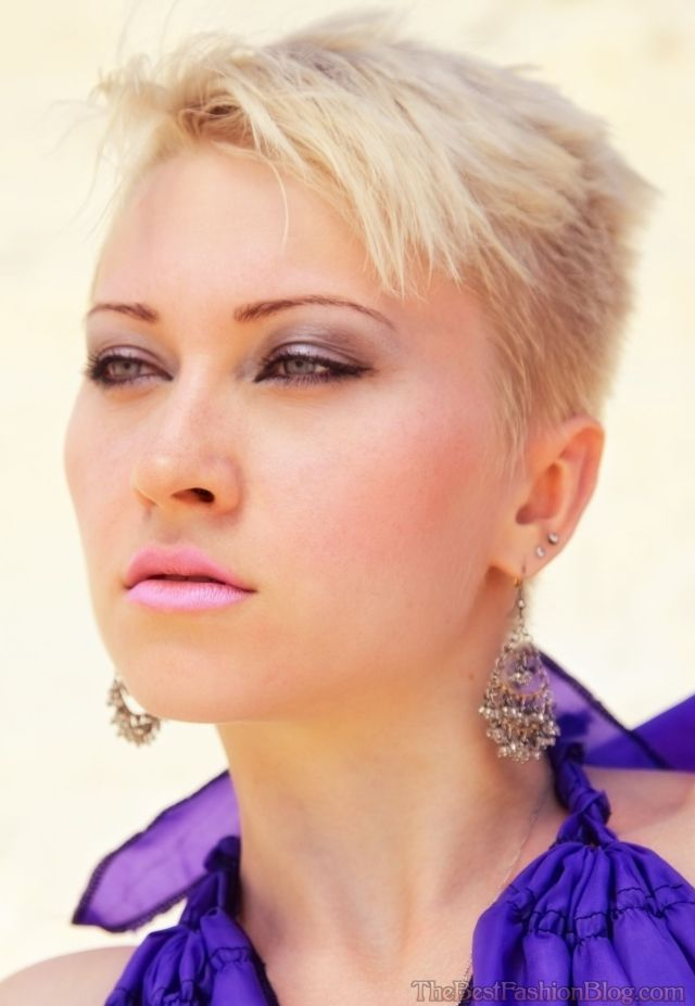 very short  haircuts  with shaved  sides for women  Google