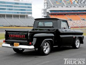 '66 Chevy | Project Hot Rod: 65 Chevy C10 Stepside