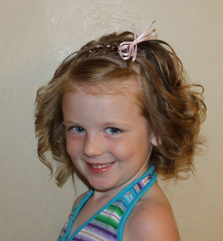 Short Haircuts For Toddlers With Curly Hair Zieview