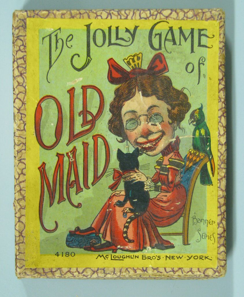 how to play old maid card game malaysia