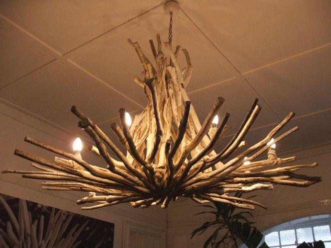Incredible Bronze Twig Chandelier Home Lighting Buffalo Collection
