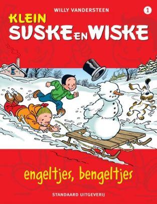 Junior Suske en Wiske door Jeff Broeckx.