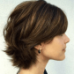 Short layered bob with a difference hair ideas pinterest