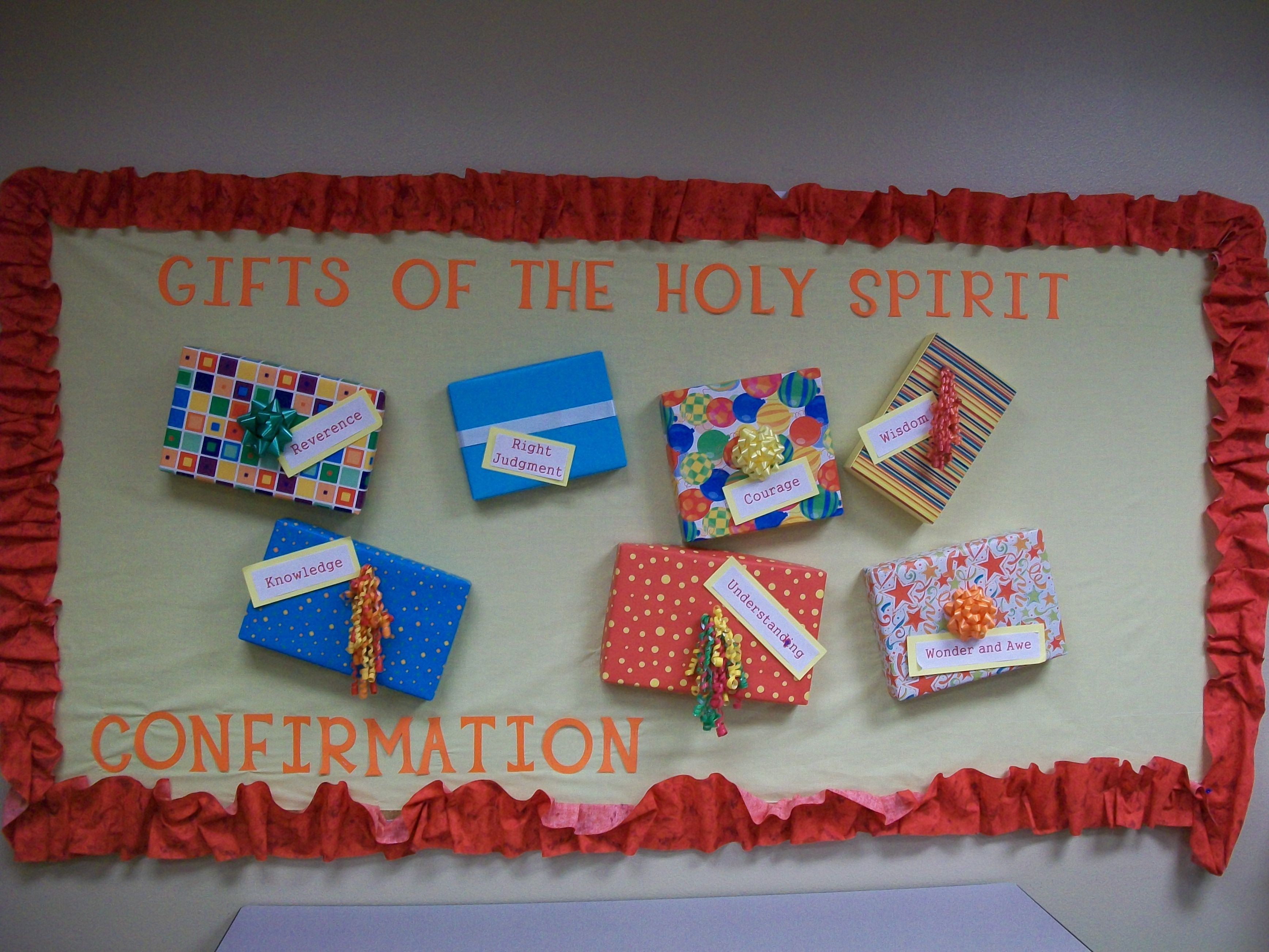 Ts Of The Holy Spirit