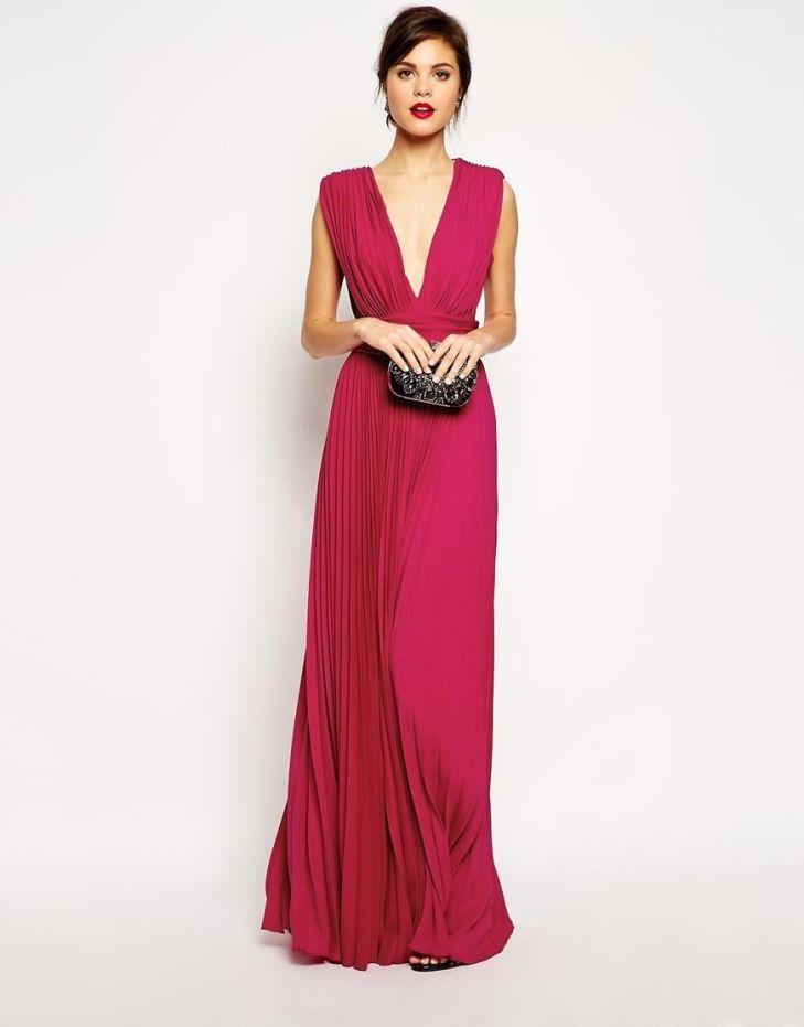 De boda Vestidos Pinterest Red carpet Maxi dresses and Gowns