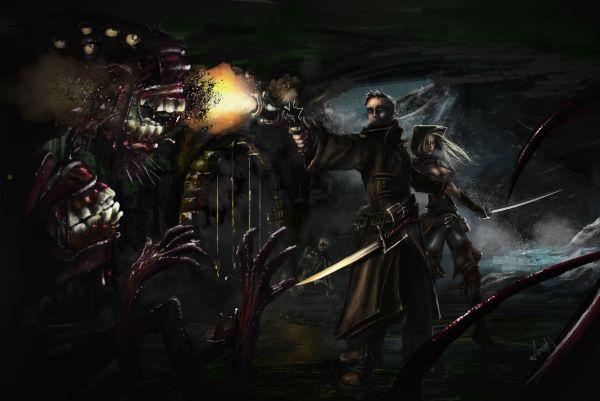 Darkest Dungeon by TheOnlyOneOneOne.deviantart.com on ...