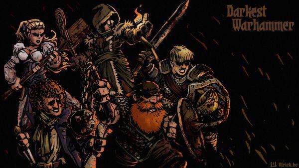 Darkest Dungeon fanart - Warhammer rpg | 2D - Illustration ...