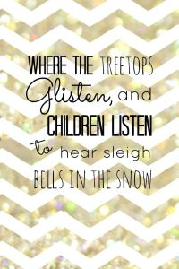 Cute Christmas Quotes From Songs – Merry Christmas And Happy ...