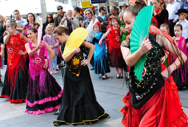 flamenco kids ile ilgili görsel sonucu