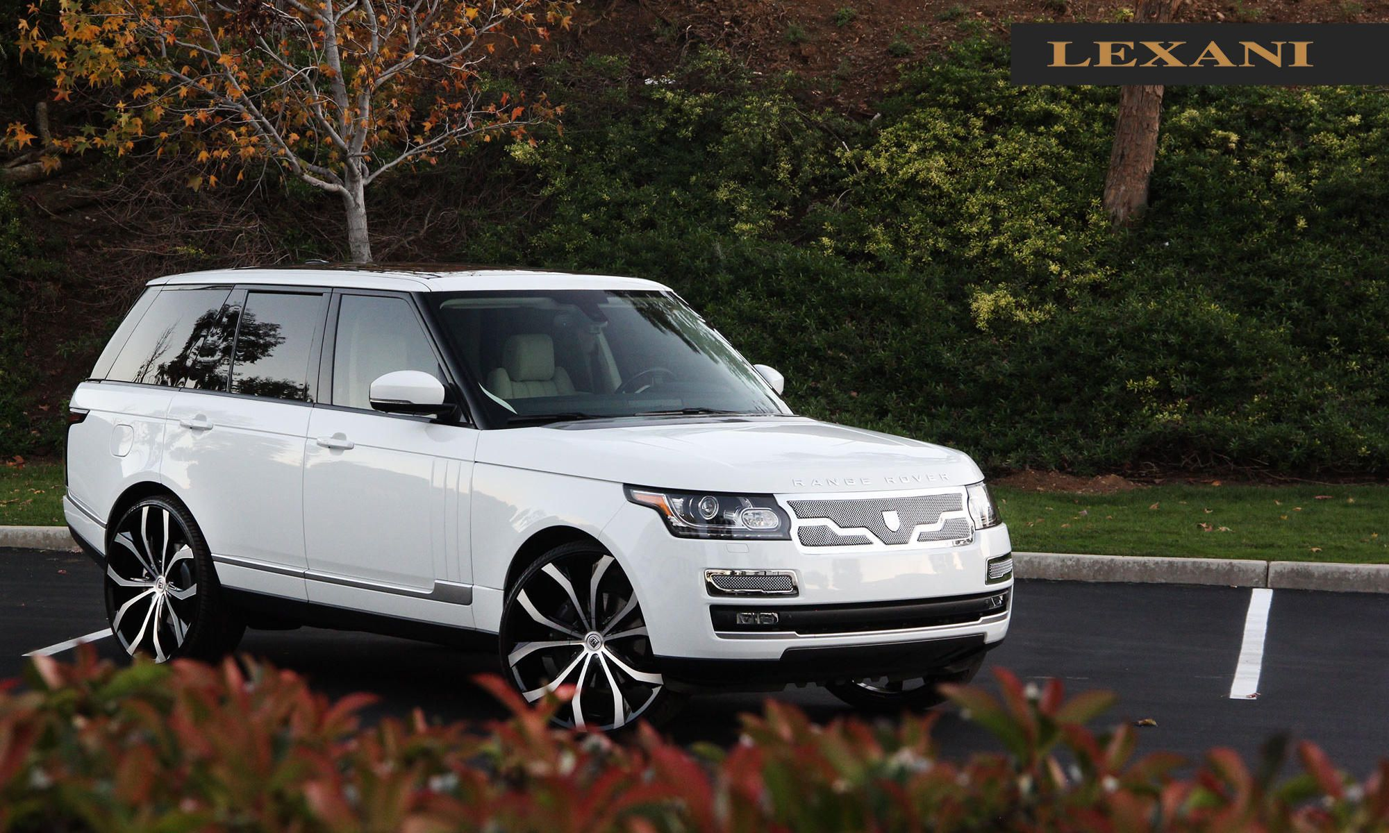 Lexani Wheels the leader in custom luxury wheels 2013 white