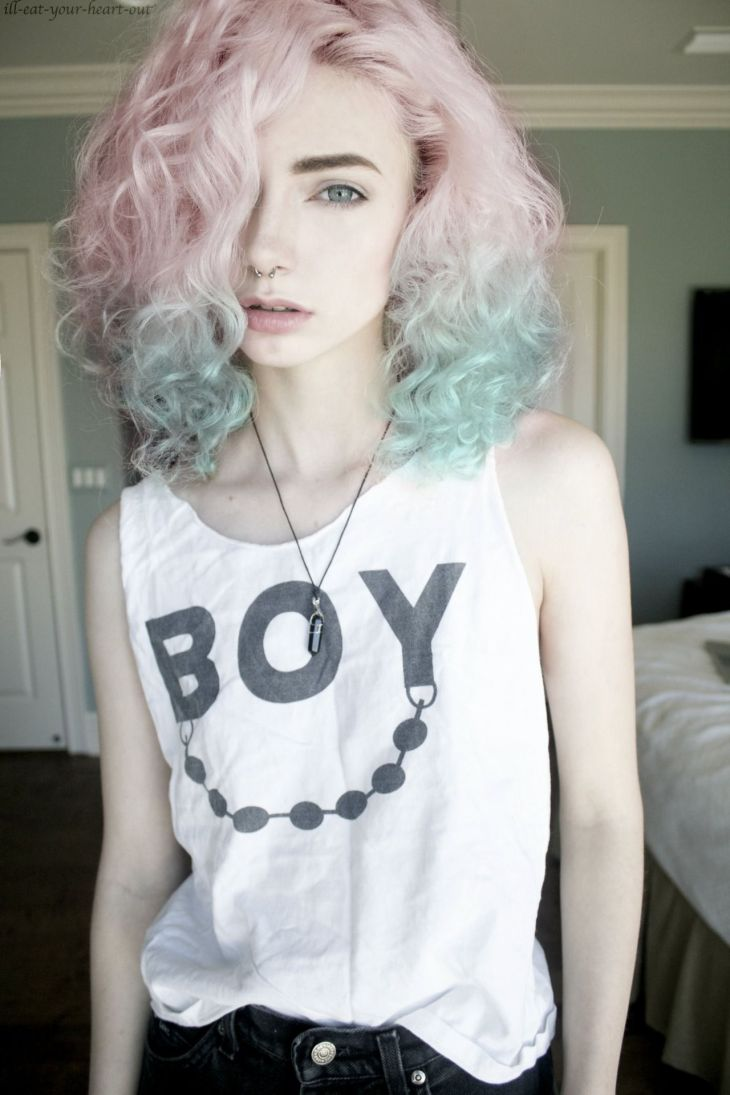 sapere aude Photo Pastel Hair Vanity Pinterest Pastel Dyed