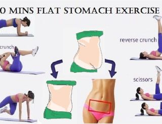 The Benefits Of Great Flat Stomach Exercises