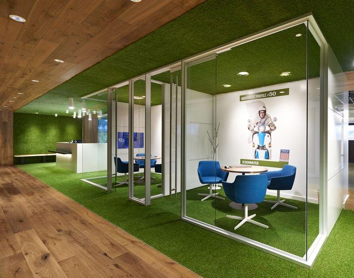 PEMCO Insurance Offices By HDG Architecture Design Spokane Washington Retail Design Blog