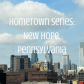 Hometown series new hope pennsylvania pennsylvania and retirement