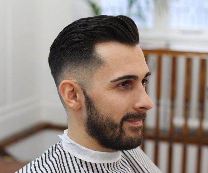 Best Menus Haircuts  Hairstyles For A Receding Hairline  Haircut