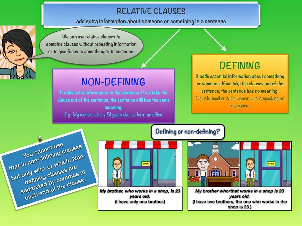 Conditionals Modals Relative Clauses Etc