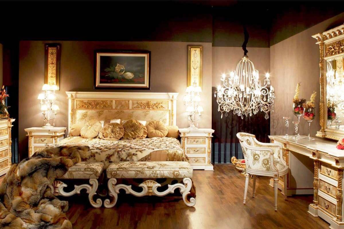 Bedroom Glamour Decor Ideas