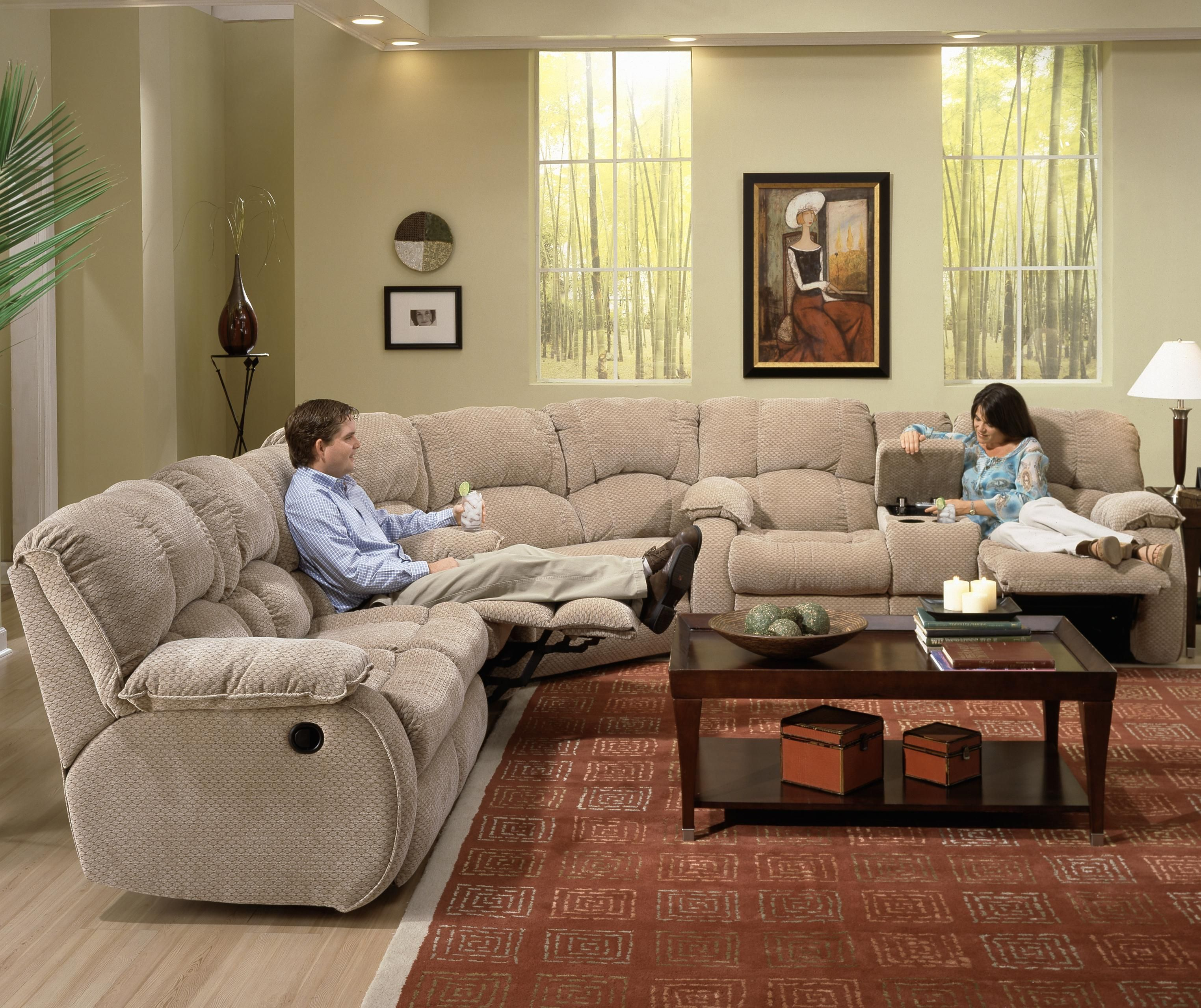 Continental Sectional By Southern Motion Almost There