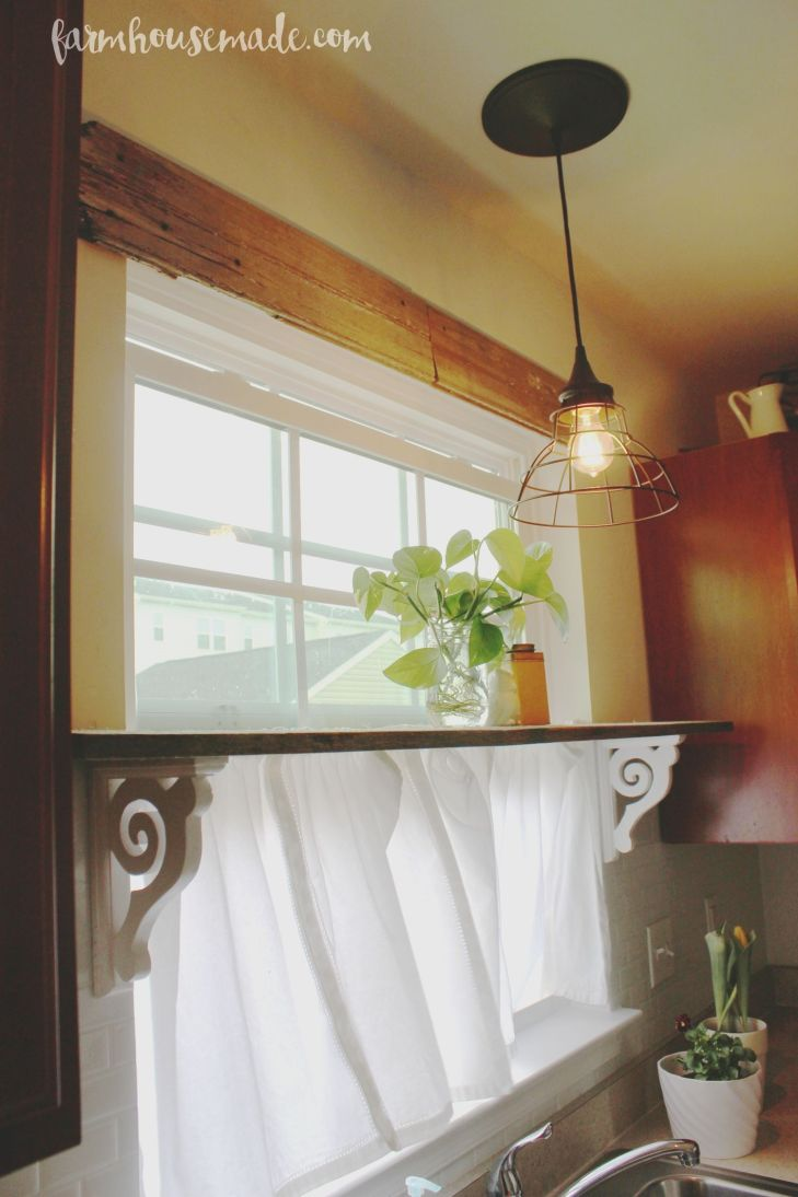 Rustic Kitchen Transformation Progress  Rustic kitchen You ve and