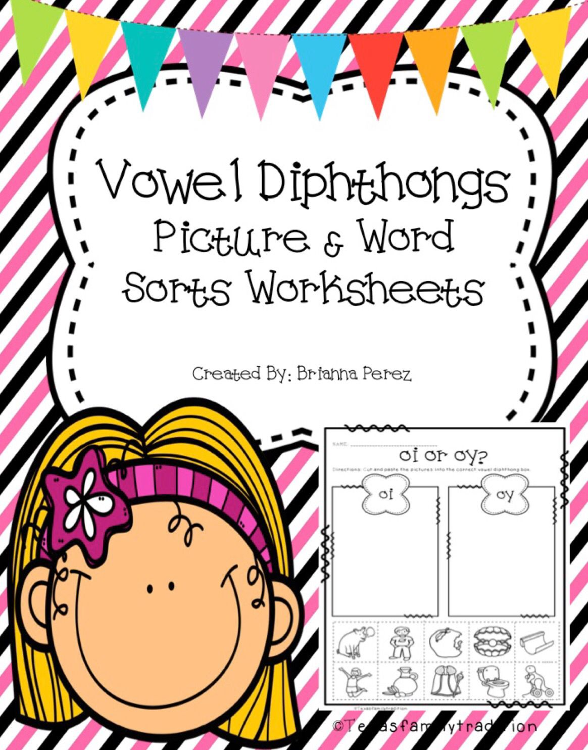 Vowel Diphth Gs W Ksheet S Ts W Ksheets Students Nd Ctivities