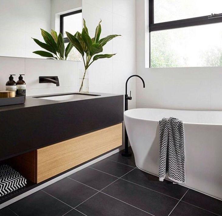 Bathroom  HouseApt  Pinterest  Tile projects Washroom and Bath room