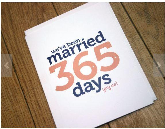 1st First #Wedding #Anniversary #Gift Ideas