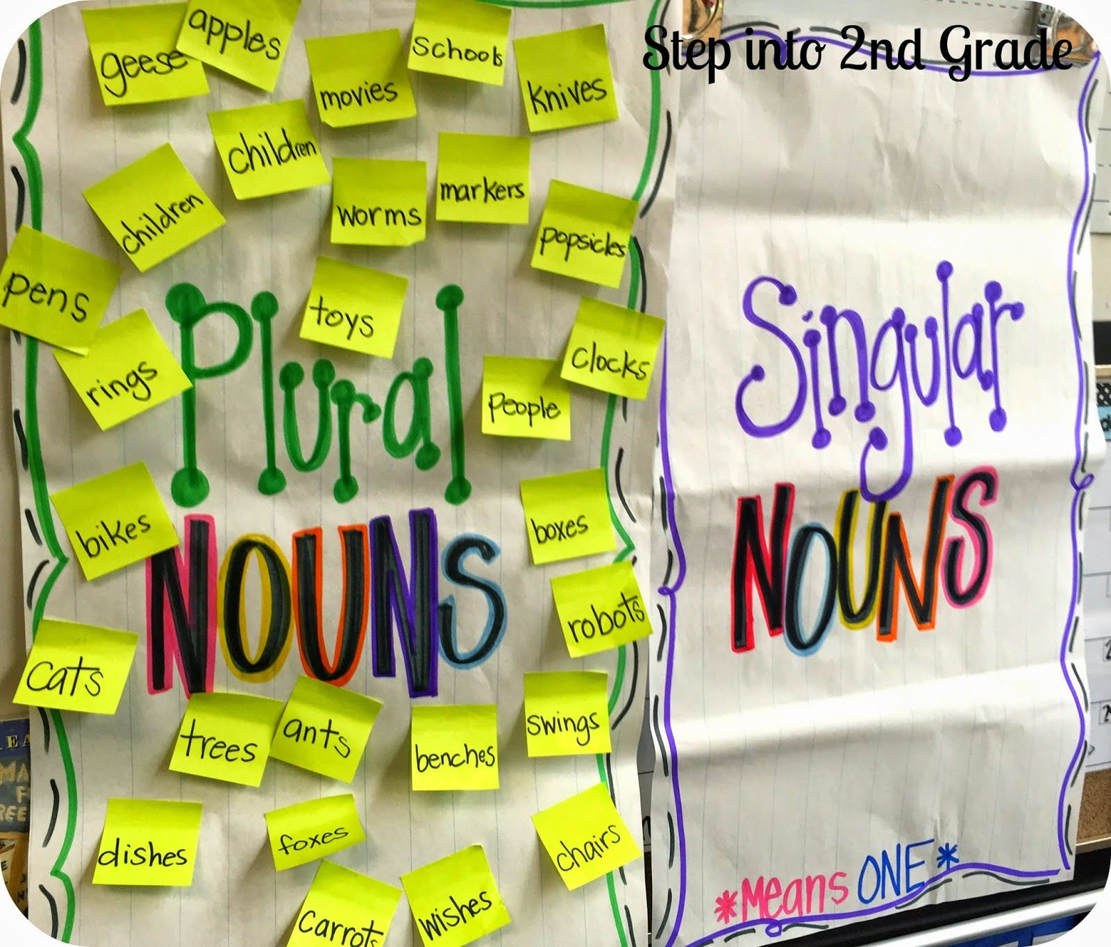 Today We Started To Dig In A Little Deeper To Singular And