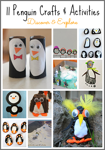 Penguins On Pinterest Penguins Penguin Craft And