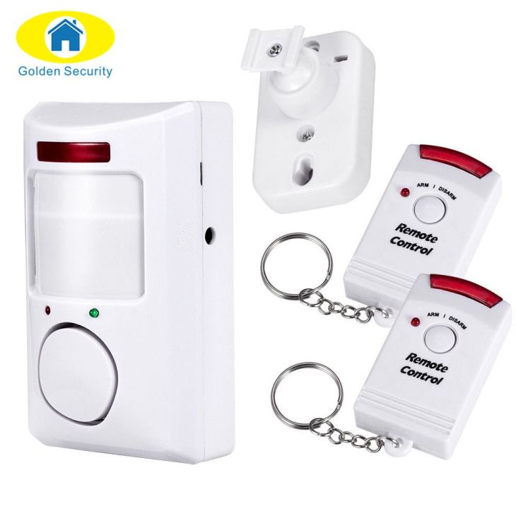 Golden Security Home Security PIR MP Alert Infrared Antitheft