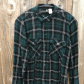 Flannel shirt knot  Womenus flannel  Flannels Customer support and Woman