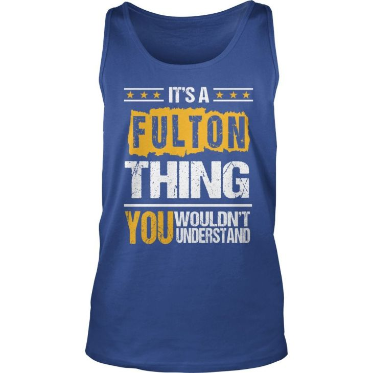 Funny FULTON TShirt For MenWomen Birthday Gifts gift ideas