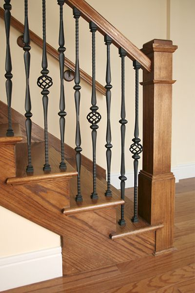 Simple Box Newel Interiors Pinterest Box Staircases