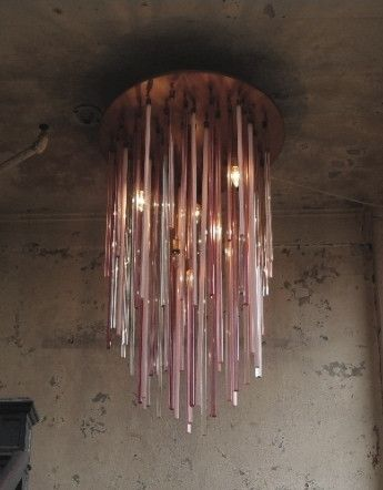 Streamer Chandelier From Tonic Home