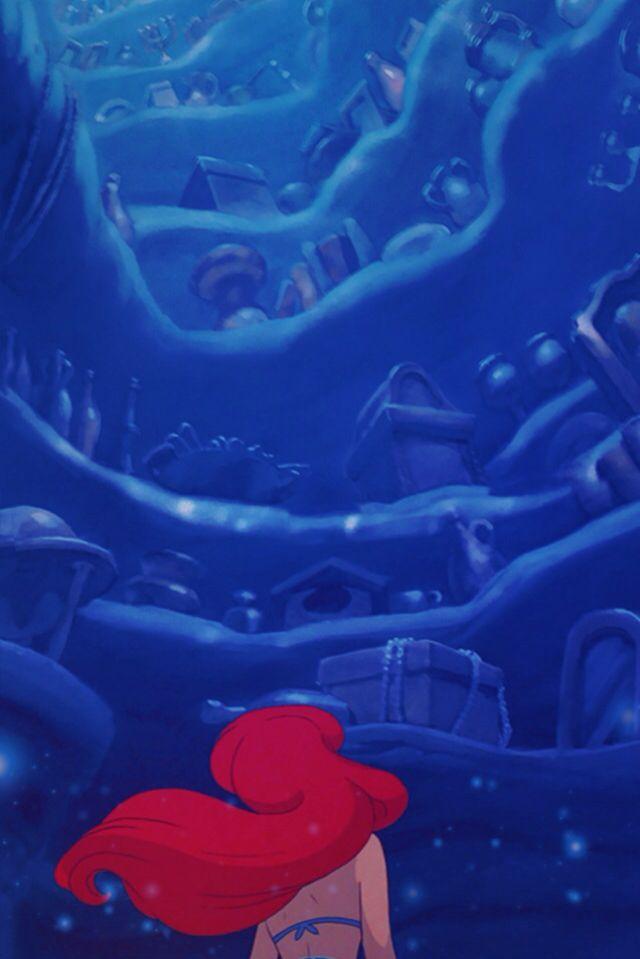 Little Mermaid Wallpaper Iphone 5