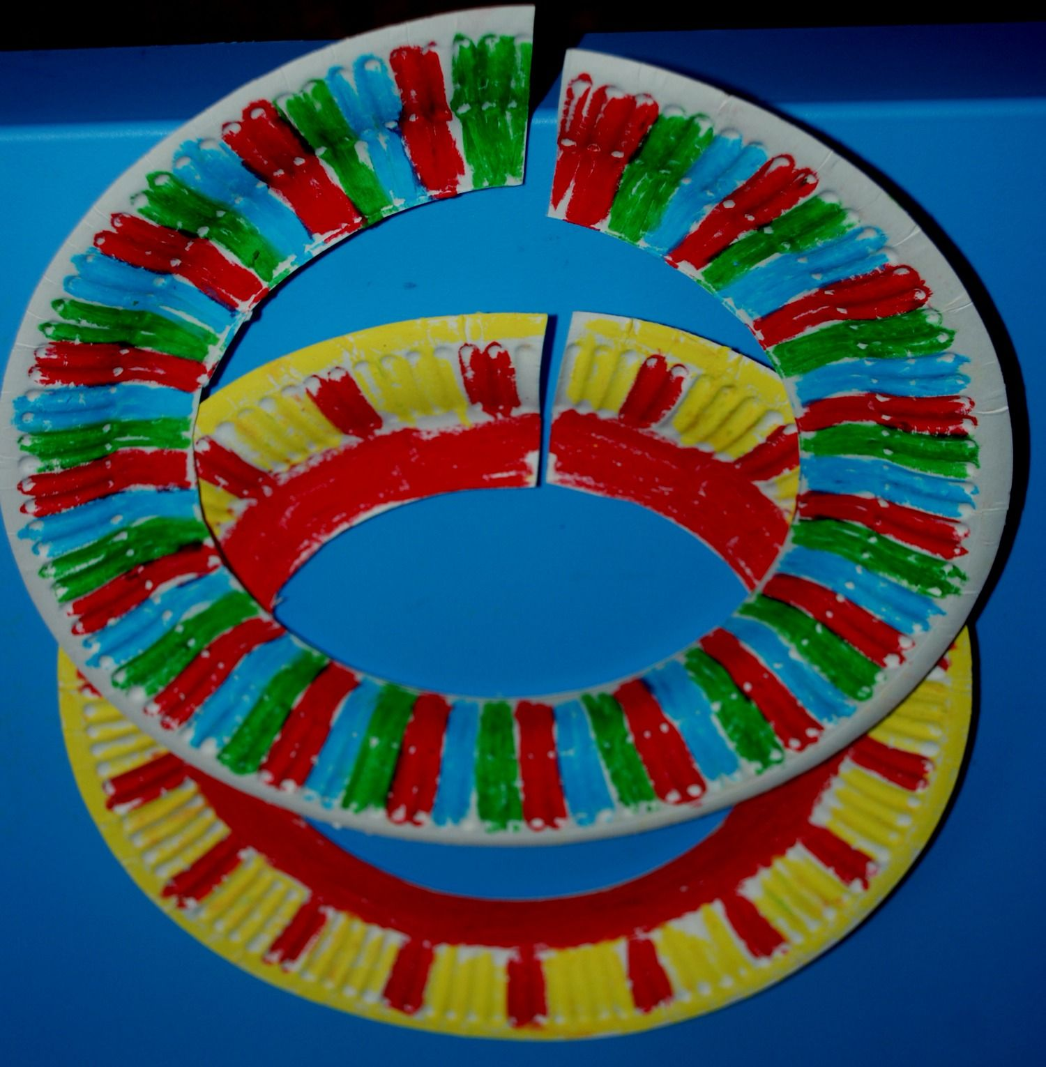 African Necklace Craft For Kids