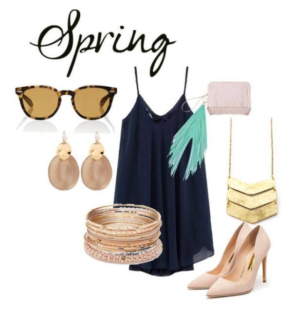 """""""#daytonight"""" by stuti-thakor on Polyvore featuring Oliver ..."""